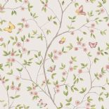 Blomstermala Wallpaper 51026 By Midbec For Galerie